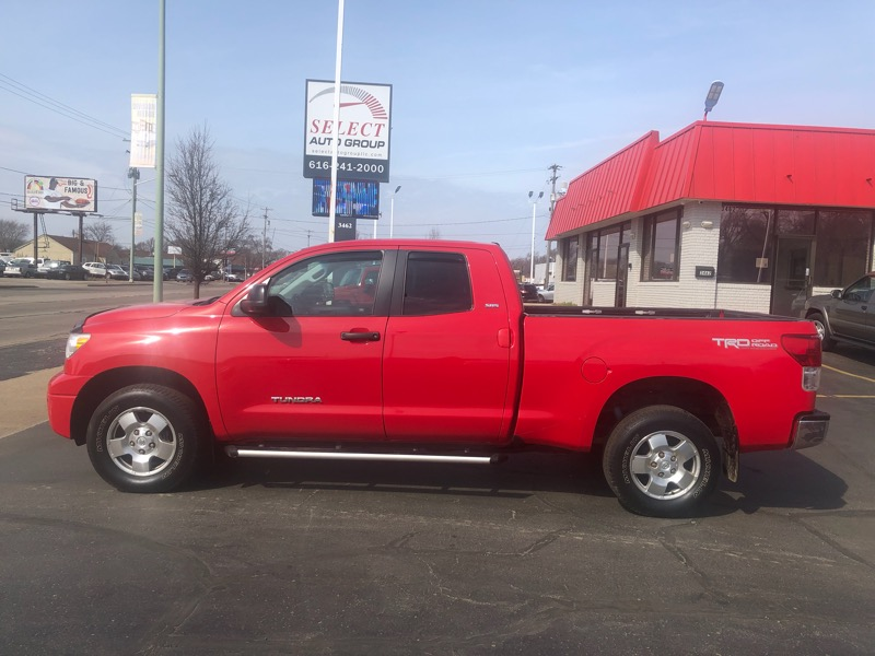 2011 Toyota Tundra Dbl 4.6L V8 6-Spd AT (Natl)