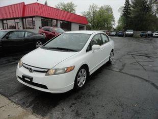 2006 Honda Civic LX AT