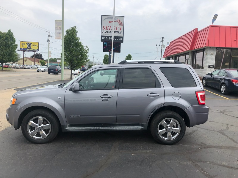 2008 Ford Escape 4WD 4dr V6 Auto Limited