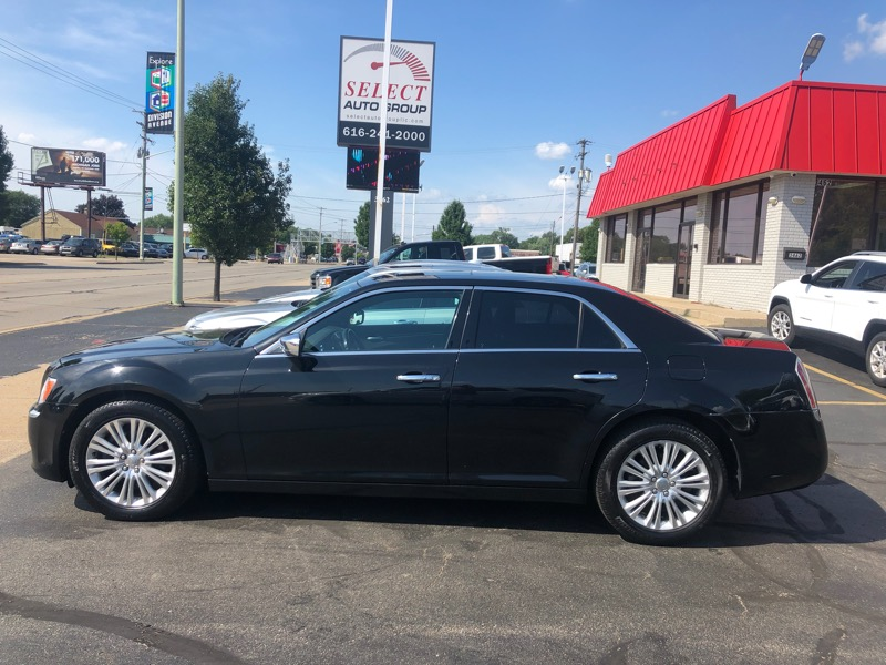 2014 Chrysler 300 4dr Sdn 300C AWD
