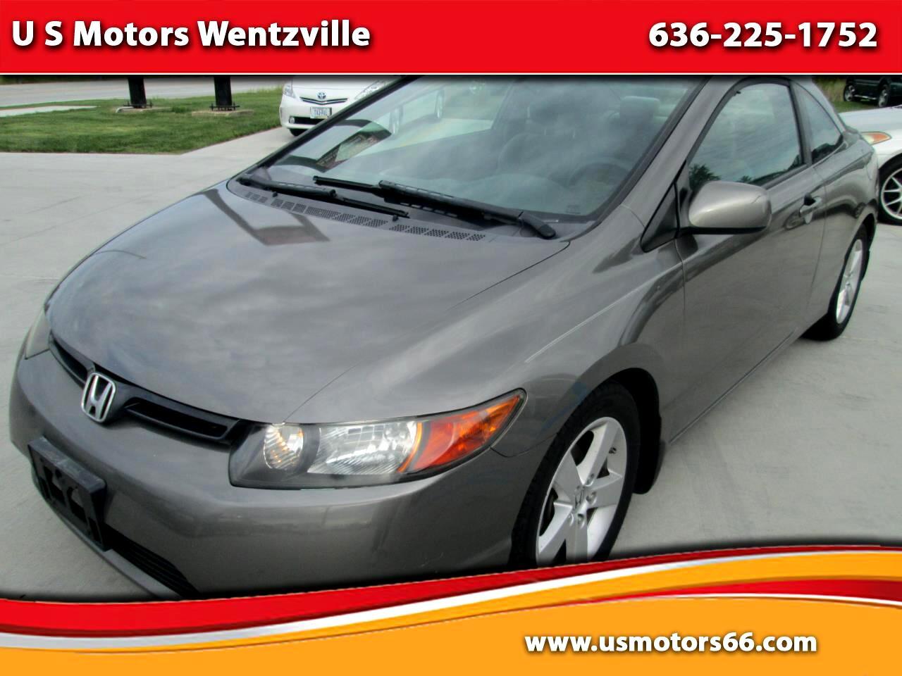 Honda Civic EX coupe 2008