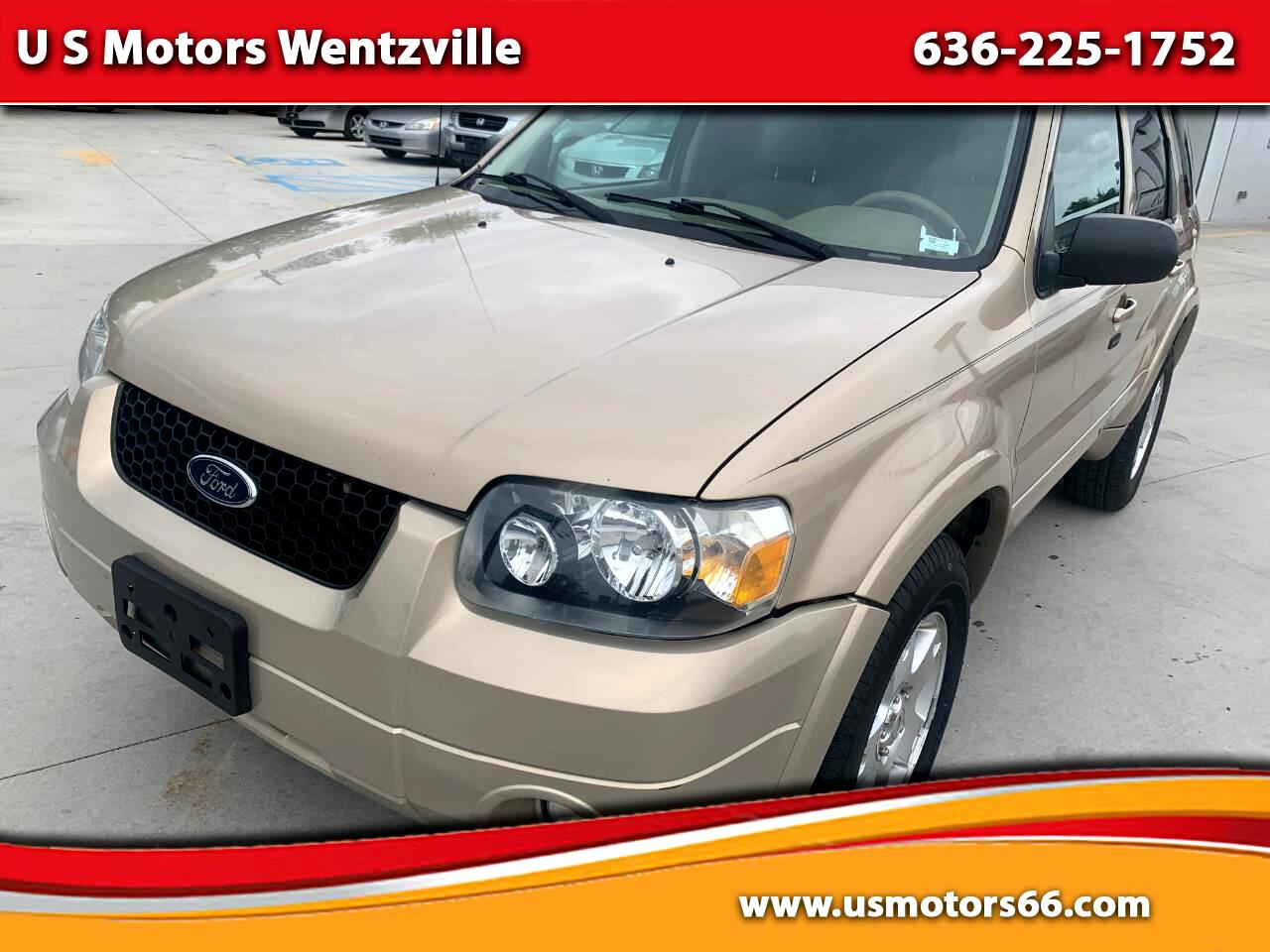 Ford Escape 2WD 4dr V6 Auto Limited 2007