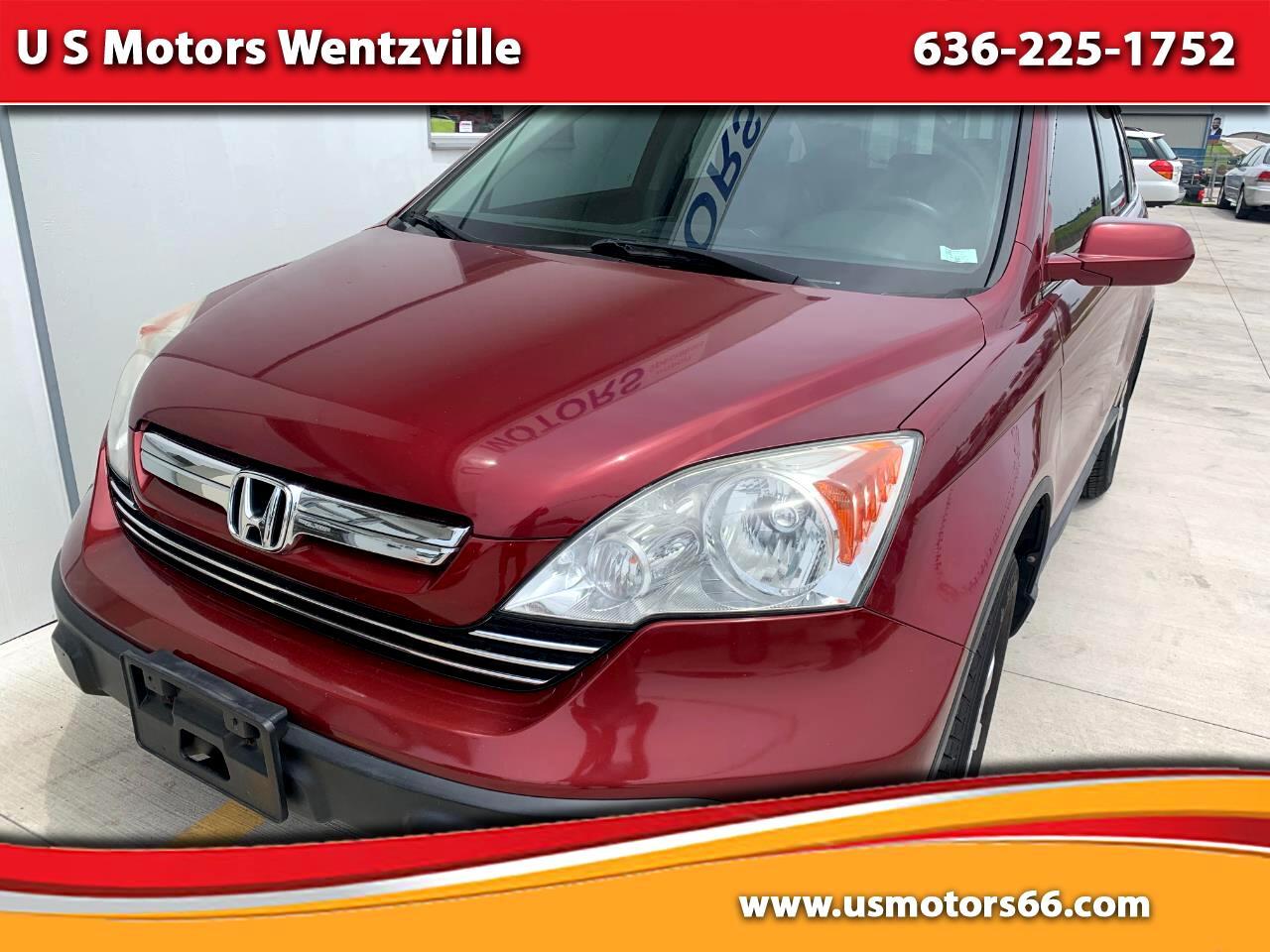 Honda CR-V 4WD 5dr EX-L 2009