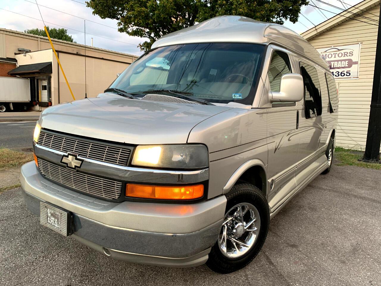 2005 Chevrolet Express 2500 Extended Cargo