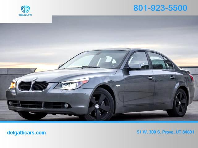 2007 BMW 5-Series 530xi