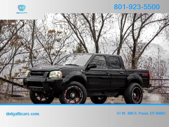 Nissan Frontier XE-V6 Crew Cab 4WD 2003