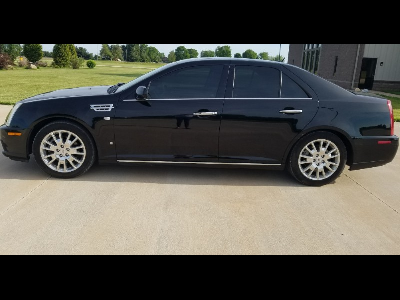 Cadillac STS V8 Premium Luxury Performance AWD 2008