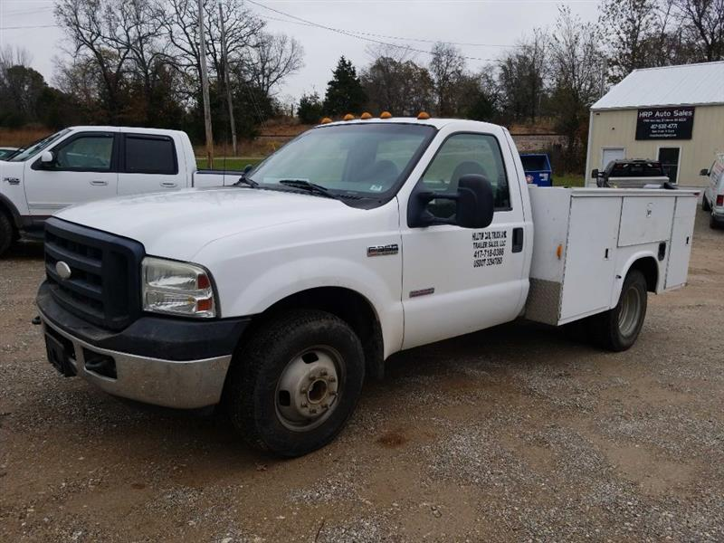 Ford F-350 SD XL 2WD DRW 2006