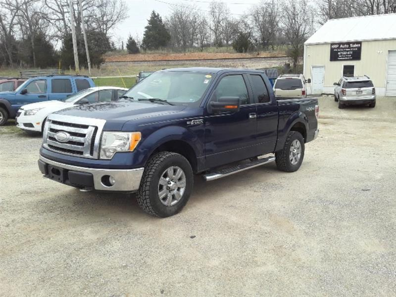Ford F-150 XL SuperCab 6.5-ft. Bed 4WD 2009