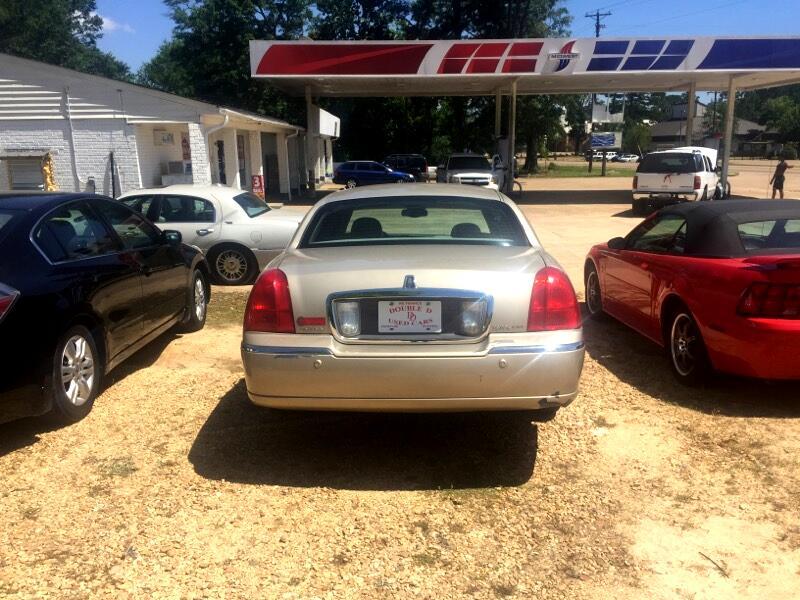 2005 Lincoln Town Car Signature for sale VIN: 1LNHM81W25Y647240