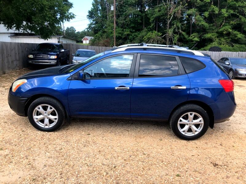 2008 Nissan Rogue 2017.5 AWD SL for sale VIN: JN8AS58V48W126919