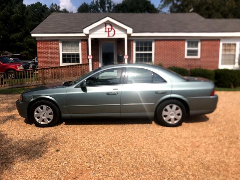 2004 Lincoln LS V6 Luxury