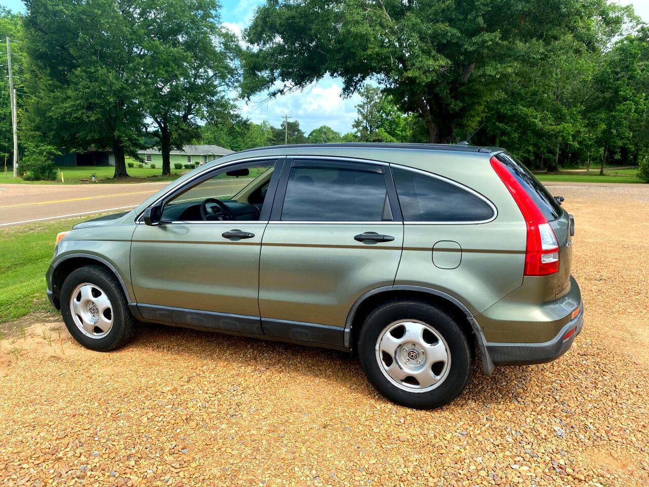 Honda CR-V LX 4WD AT 2007