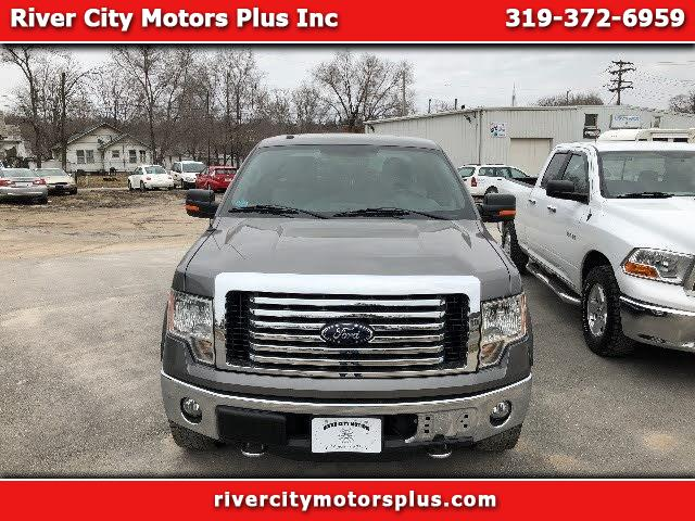 River City Motors >> Used 2012 Ford F 150 Fx4 Supercab 6 5 Ft Bed 4wd For Sale