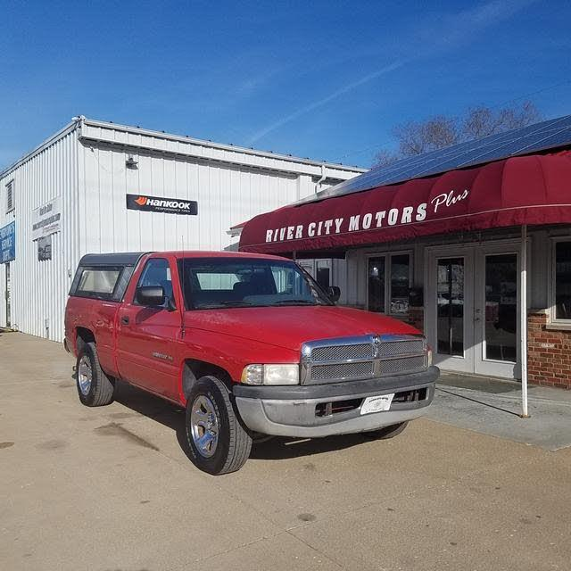 Dodge Ram 1500 WS Reg. Cab 6.5-ft. Bed 2WD 1997