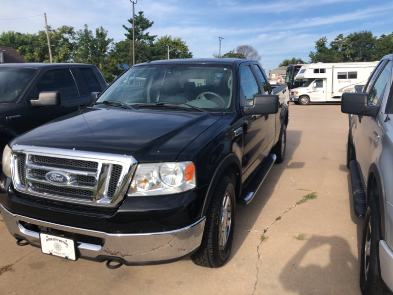 2007 Ford F 150 Xlt >> Used 2007 Ford F 150 Xlt Supercab Long Box 4wd For Sale In
