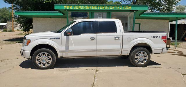 2010 Ford F-150 SuperCrew XL SuperCrew 5.5-ft. Bed 4WD