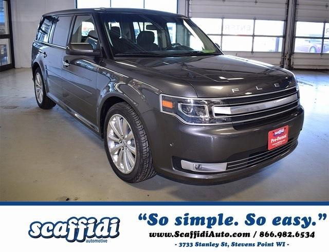 2017 Ford Flex Limited EcoBoost AWD