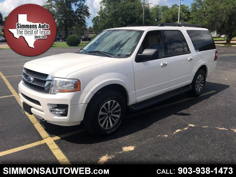Ford Expedition EL XLT 4WD 2017