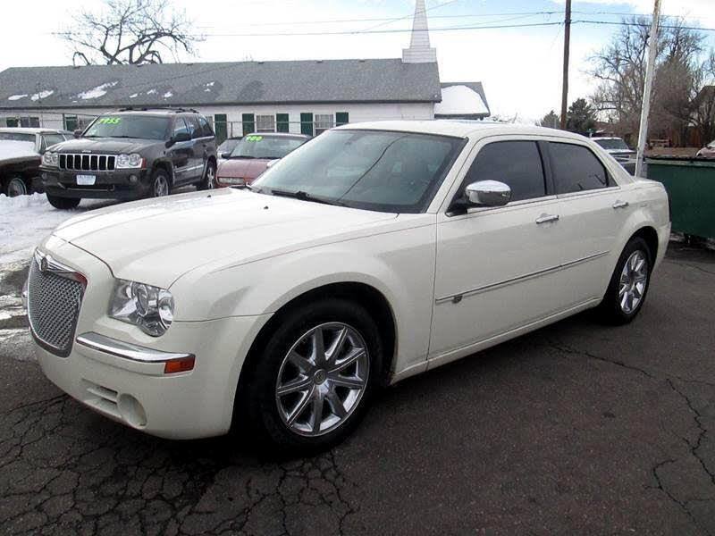 Chrysler 300 C 2008
