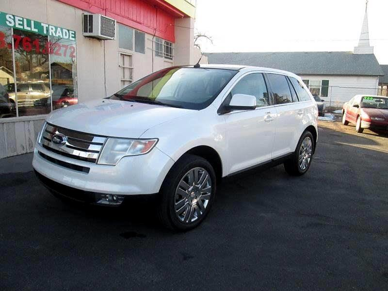 Ford Edge Limited AWD 2009