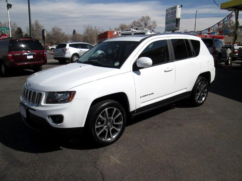 Jeep Compass 4WD 2014