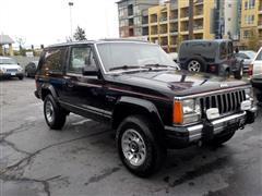 1986 Jeep Cherokee 4WD