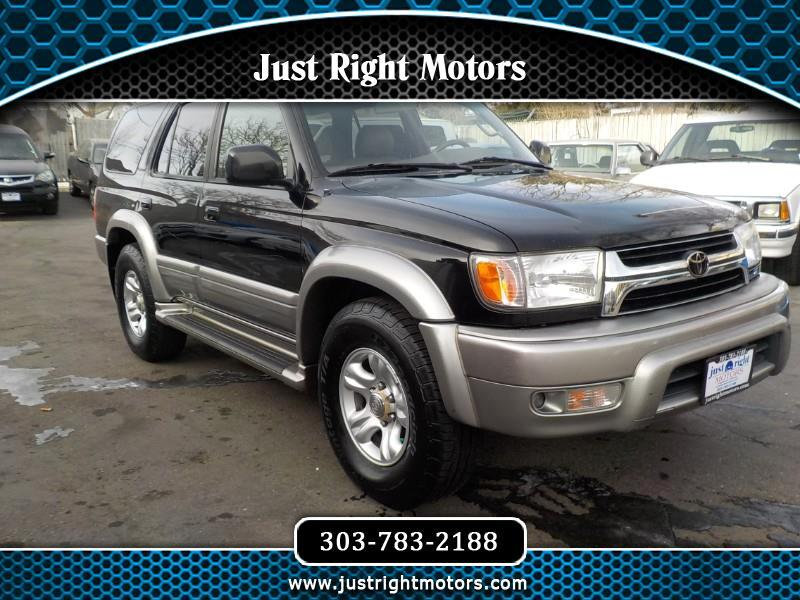 2002 Toyota 4Runner Limited 2WD