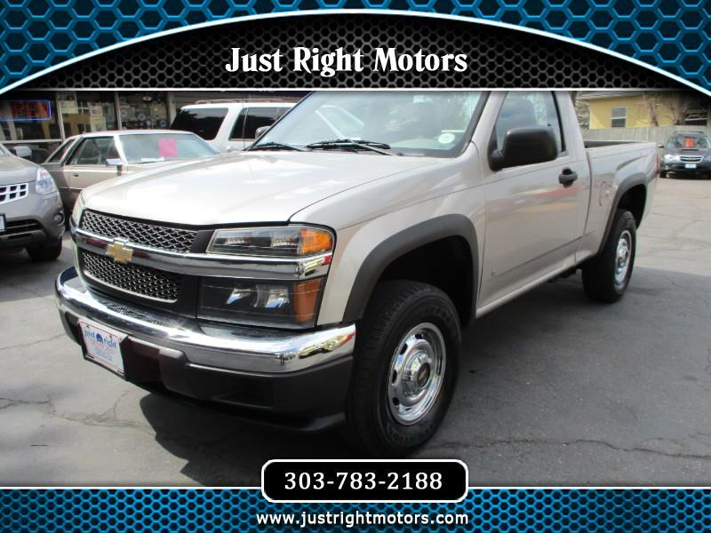 2007 Chevrolet Colorado LS 4WD