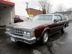 1986 Oldsmobile Custom Cruiser