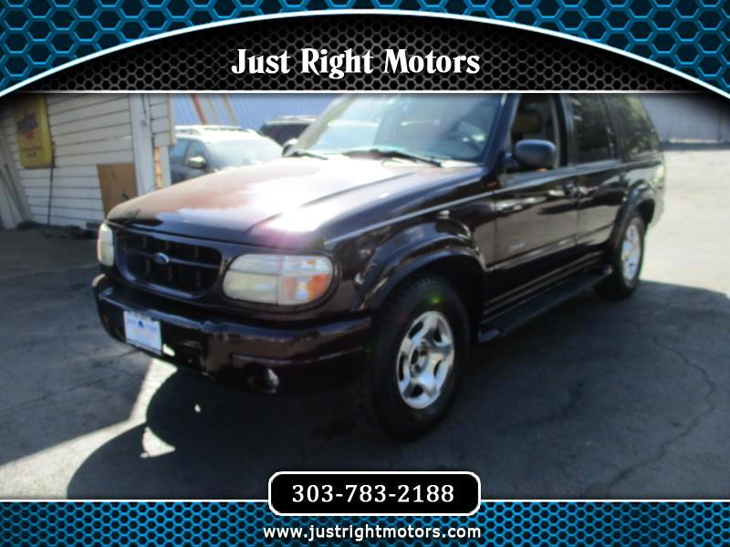 Ford Explorer Limited 4WD 2000
