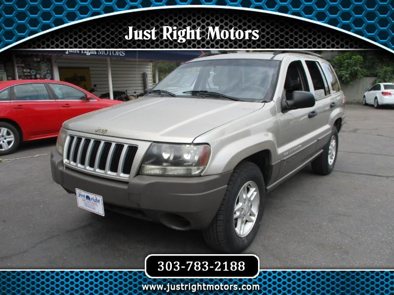 Jeep Grand Cherokee Laredo Special Edition 4WD 2004