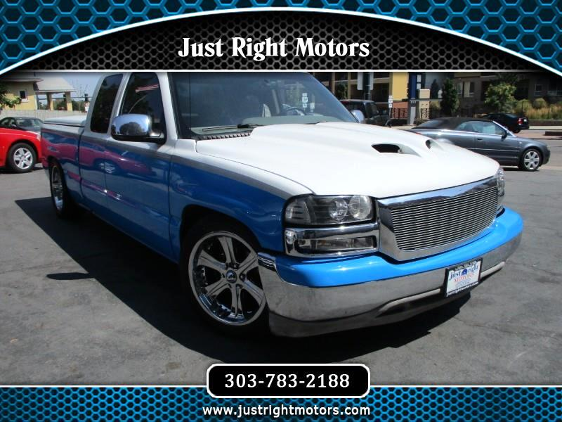 GMC Sierra 1500 SL Ext. Cab Short Bed 2WD 1999
