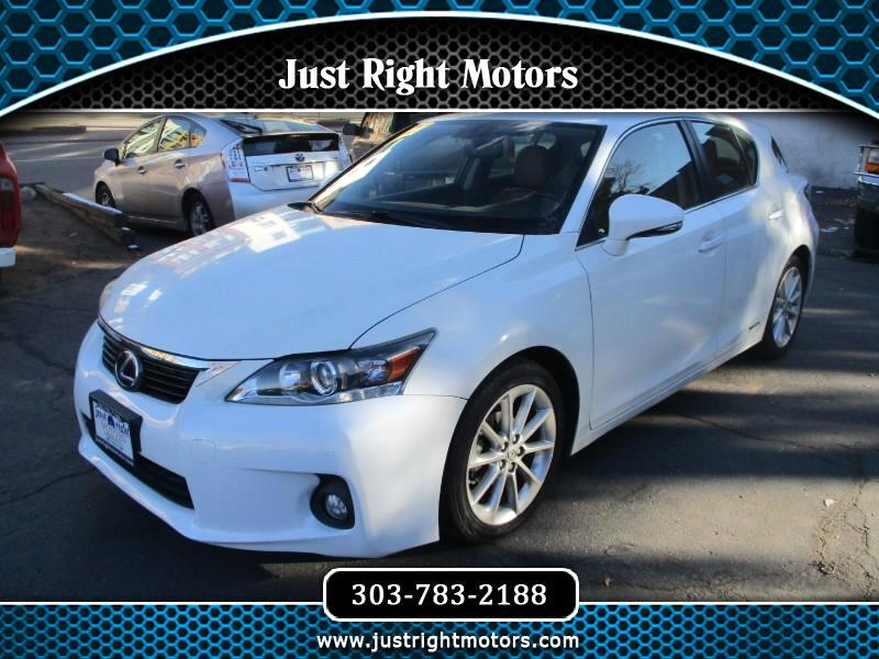 Lexus CT 200h Base 2013