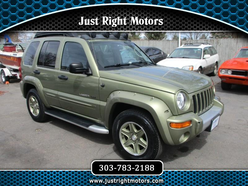 Jeep Liberty Renegade 4WD 2003