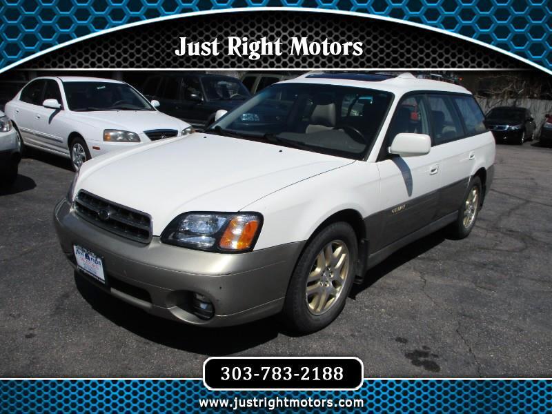 Subaru Outback Limited Wagon 2001