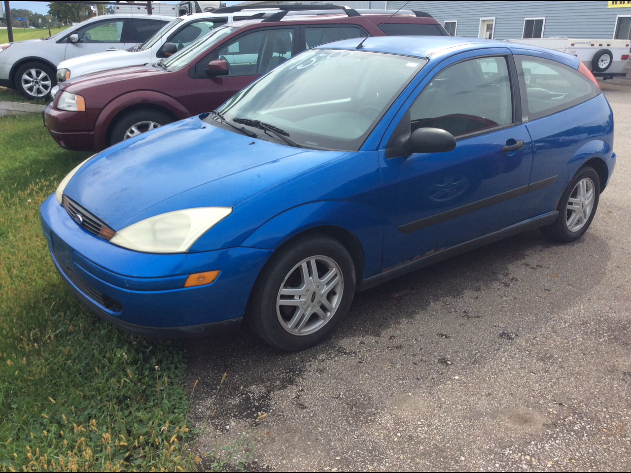 Ford Focus ZX3 2000