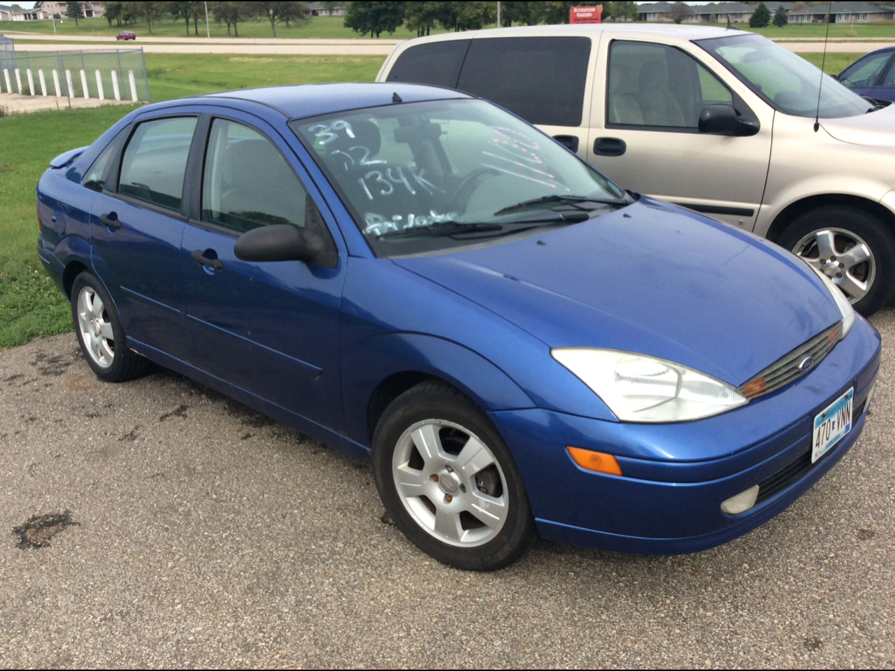Ford Focus ZTS 2002