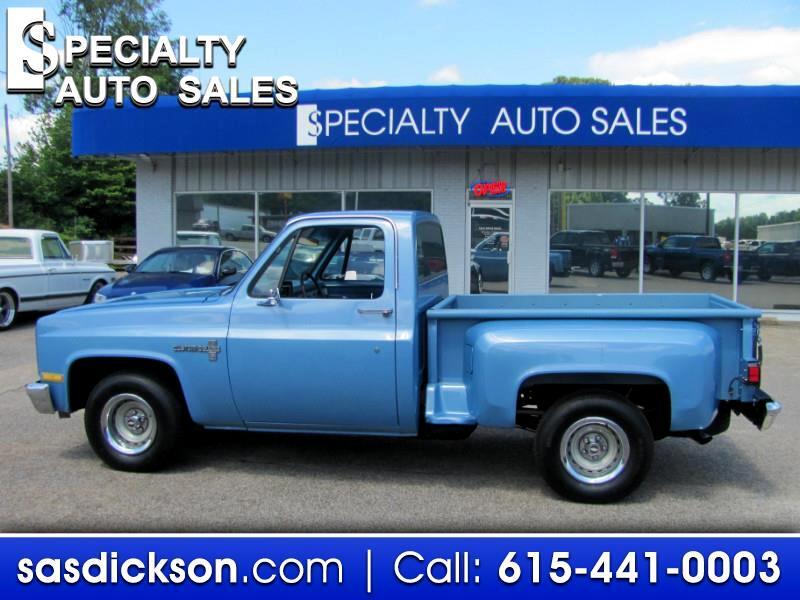 1984 Chevrolet C/K 10 Regular Cab 2WD