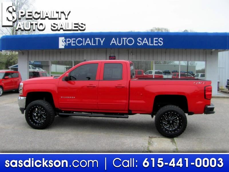 Chevrolet Silverado 1500 Ext. Cab 4-Door Short Bed 4WD 2019