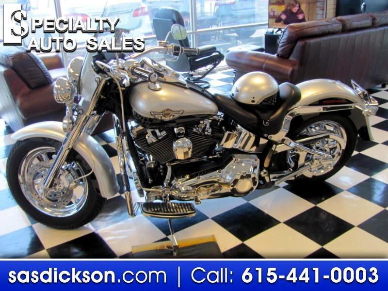 Harley-Davidson FLSTF  2003