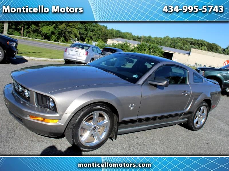 2009 Ford Mustang 2dr Cpe V6