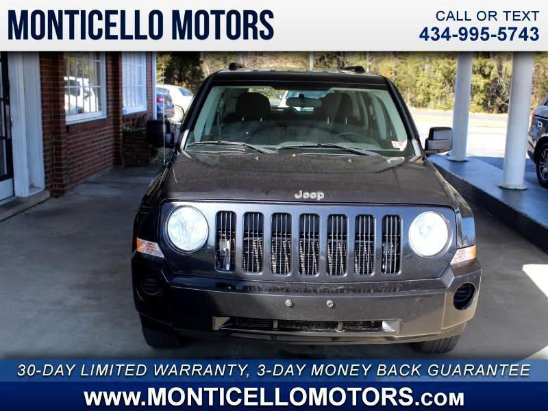 Jeep Patriot Sport 4WD 2010