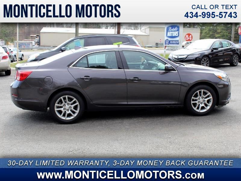 Chevrolet Malibu ECO 1SA 2013