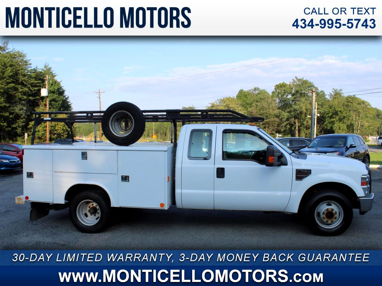 Ford F-350 SD XL SuperCab Long Bed DRW 2WD 2010