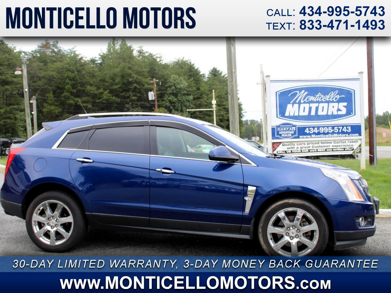 Cadillac SRX Premium AWD 2012