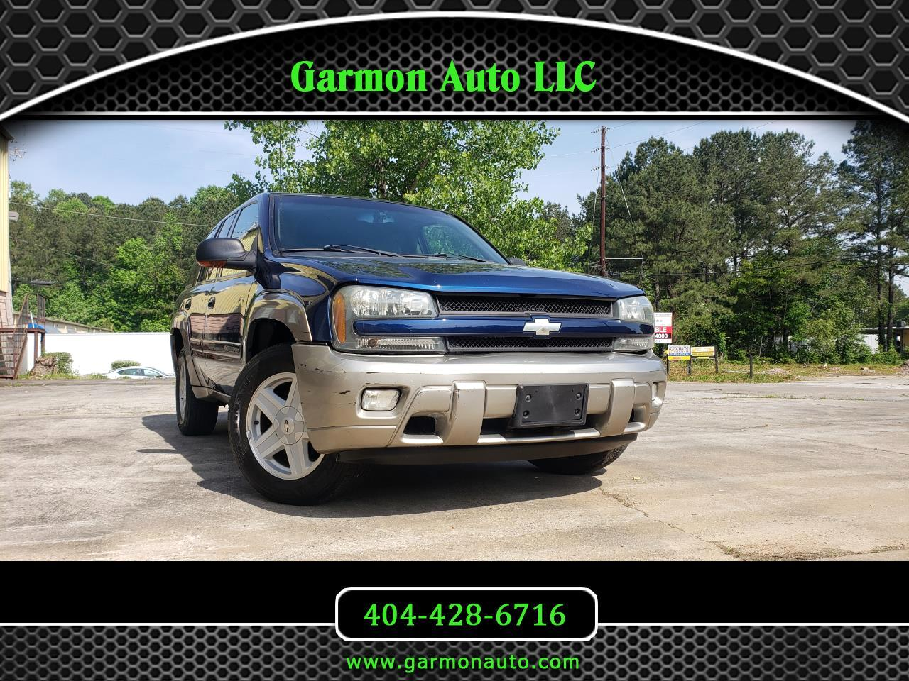 Chevrolet TrailBlazer LTZ 2WD 2003