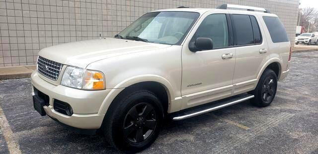 2005 Ford Explorer Limited 4.6L 4WD