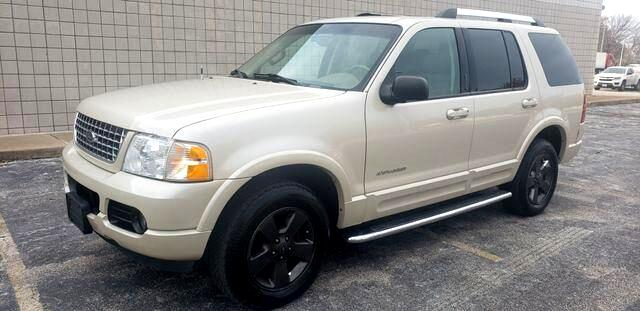 2005 Ford Explorer Limited 4.6L 4WD