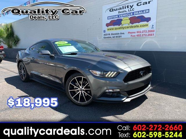 Ford Mustang EcoBoost Premium Coupe 2016